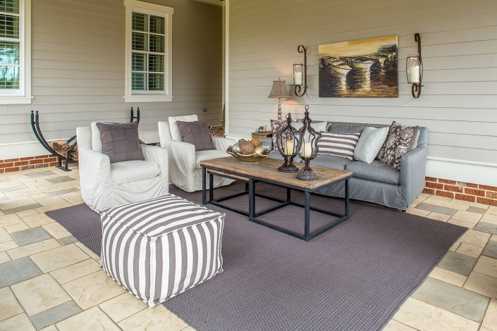 Outdoor living persnickety for Persnickety home designs